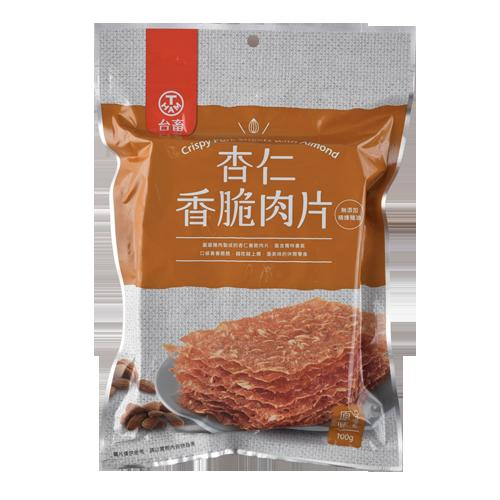 原味杏仁香脆肉片 3