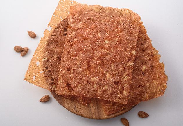 原味杏仁香脆肉片 2